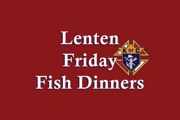 Public Lenten Fish Dinners