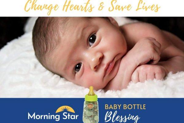 Baby Bottle Blessing
